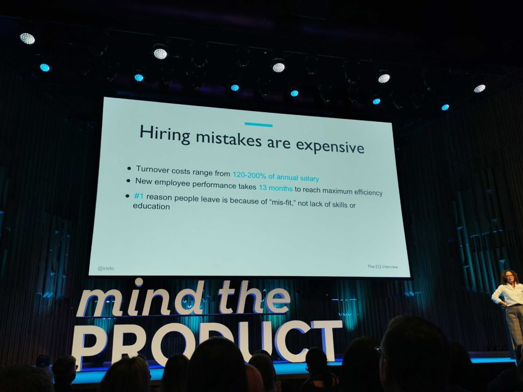 Avoid hiring mistakes.