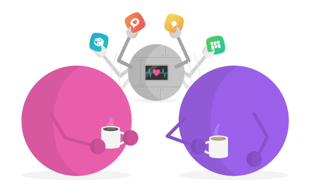 Dotbot helping Product Managers